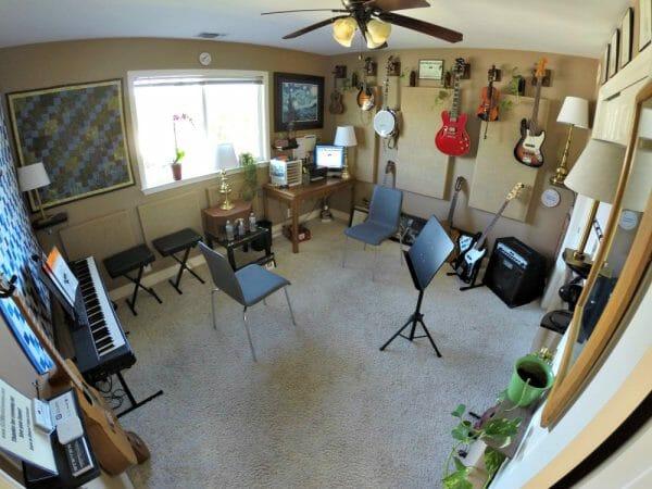 Studio View #1