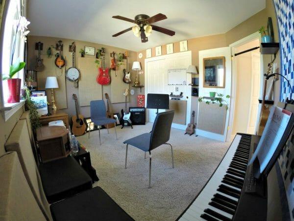 Studio View #2
