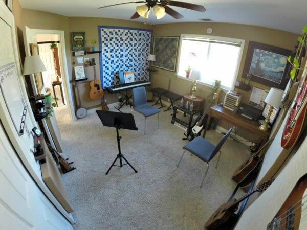 Studio View #3