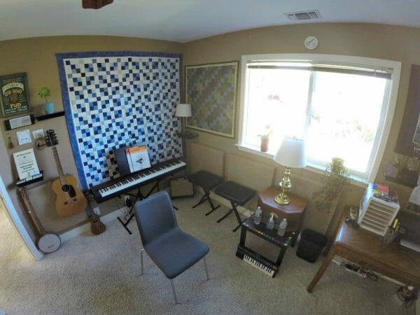 Studio View #4