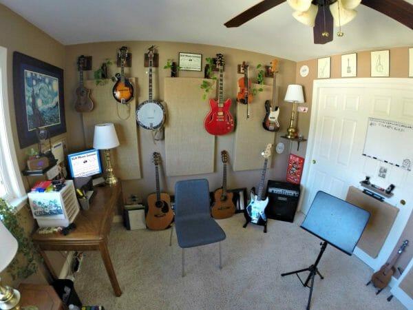 Studio View #5